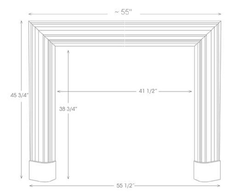 the bolection marble mantel mantelcraft
