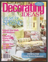 Decorating Ideas magazine