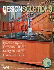 Design Solutions Magazine Cover