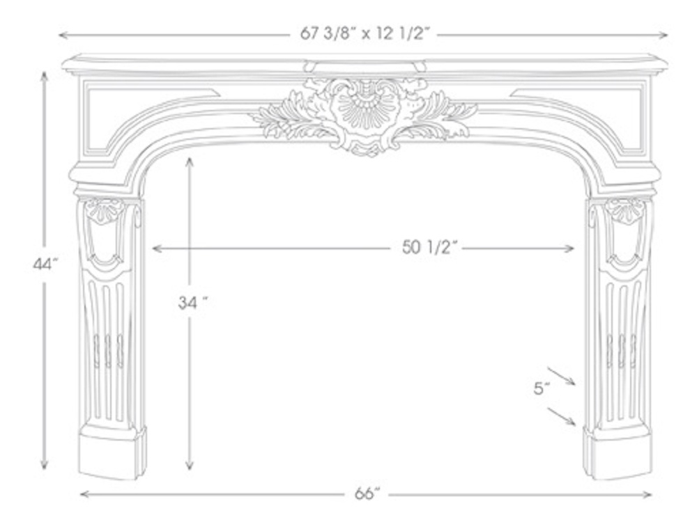 the fontaine marble mantels mantelcraft