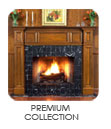 Upscale wood fireplace mantels made to be a lasting investment in the look of your home